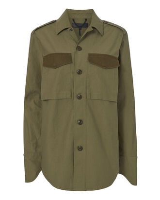 Surplus Shirt Jacket, OLIVE/ARMY, hi-res