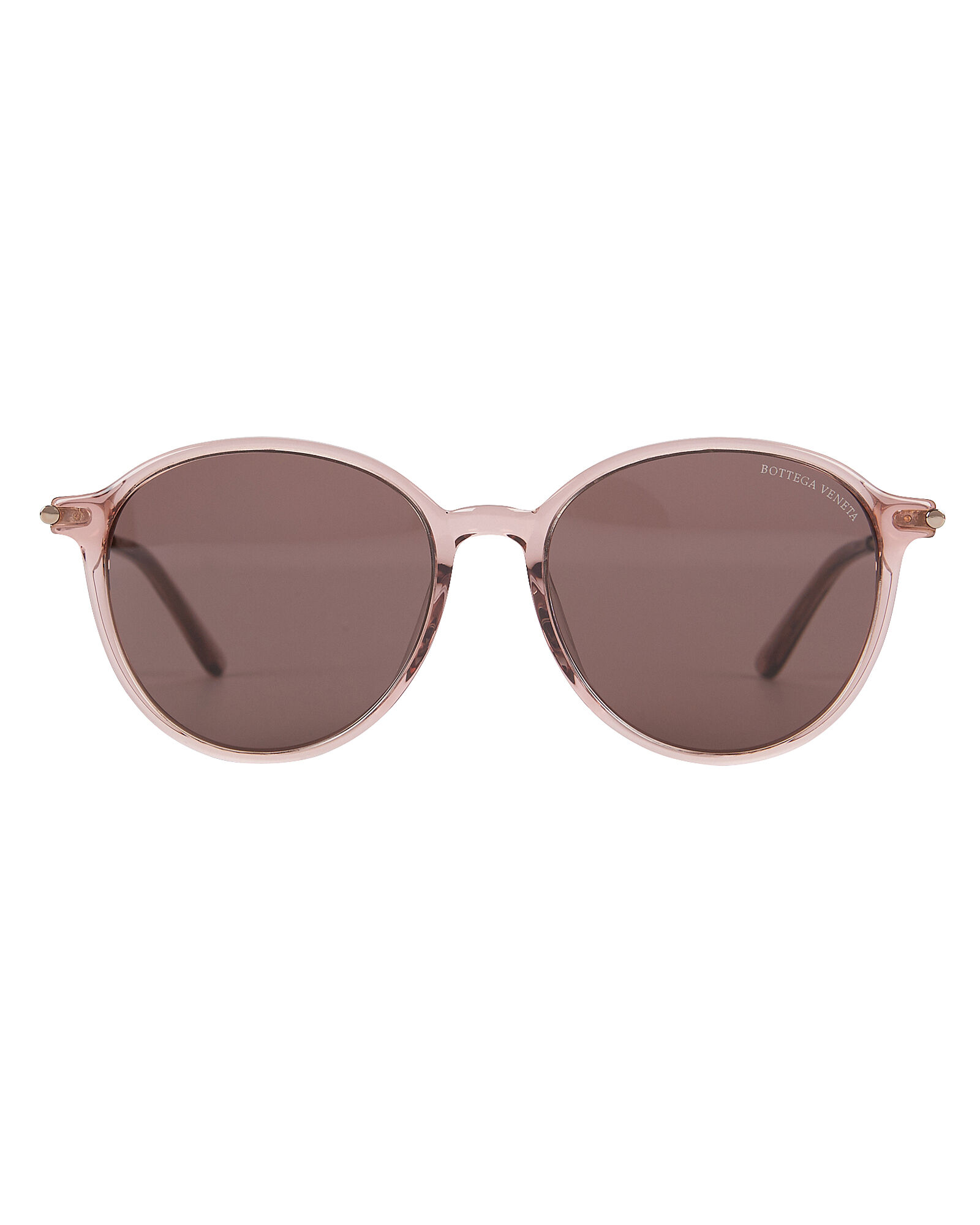 Oversized Rounded Sunglasses, PINK, hi-res