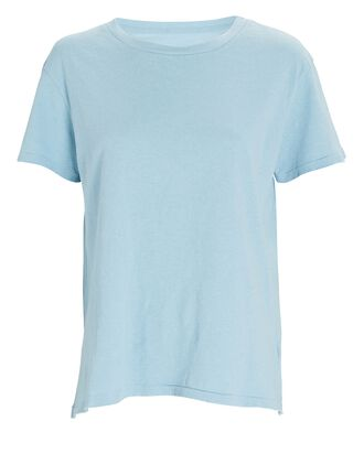 Brady Cotton Jersey T-Shirt, LIGHT BLUE, hi-res
