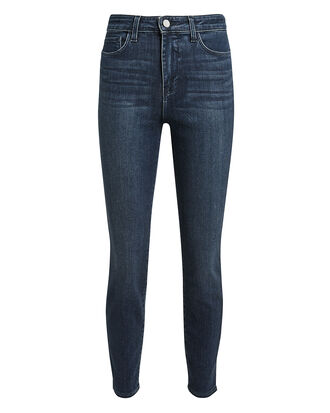 Margot Wilder Skinny Jeans, DARK WASH DENIM, hi-res