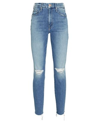 The Looker Ankle Fray Jeans, NOT CUT AND PASTED, hi-res