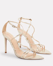 Evellyn Sandals, GOLD, hi-res