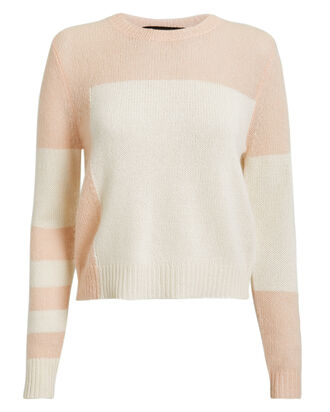 Belle Colorblocked Sweater, MULTI, hi-res