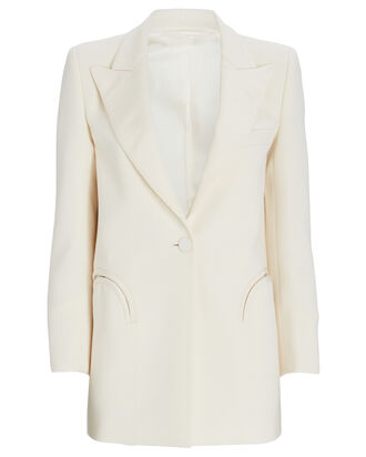 Resolute Everyday Blazer, IVORY, hi-res