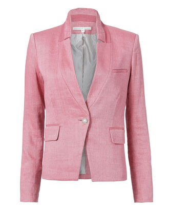 Orchid Dickey Jacket, PINK, hi-res