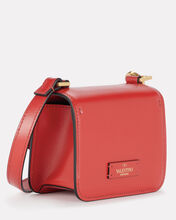 VSling Micro Leather Bag, RED, hi-res