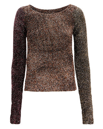 Sparkle Sweater, DARK METALLIC, hi-res