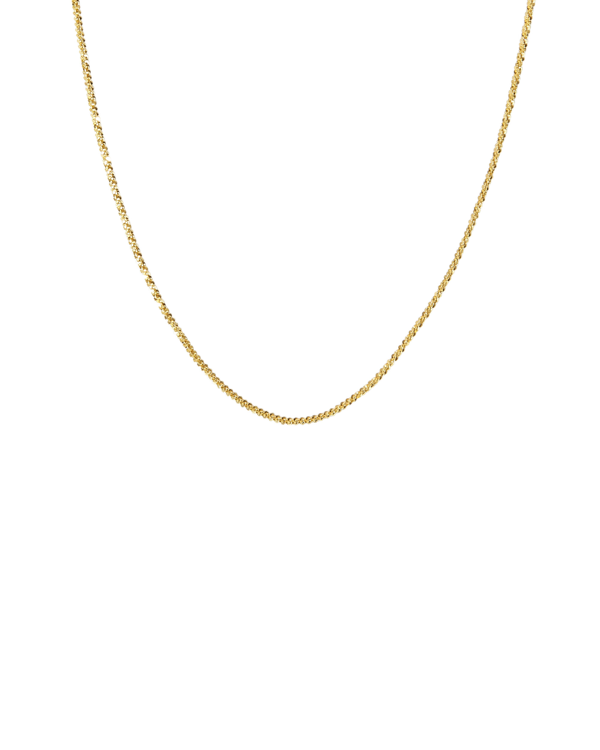 Short Snake Chain, GOLD, hi-res