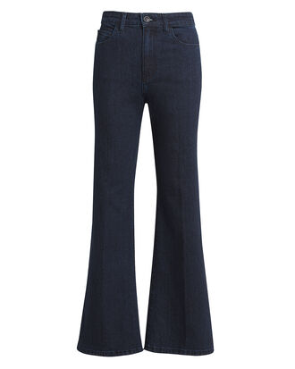 Jacqueline Manhattan Wash Jeans, DARK BLUE DENIM, hi-res