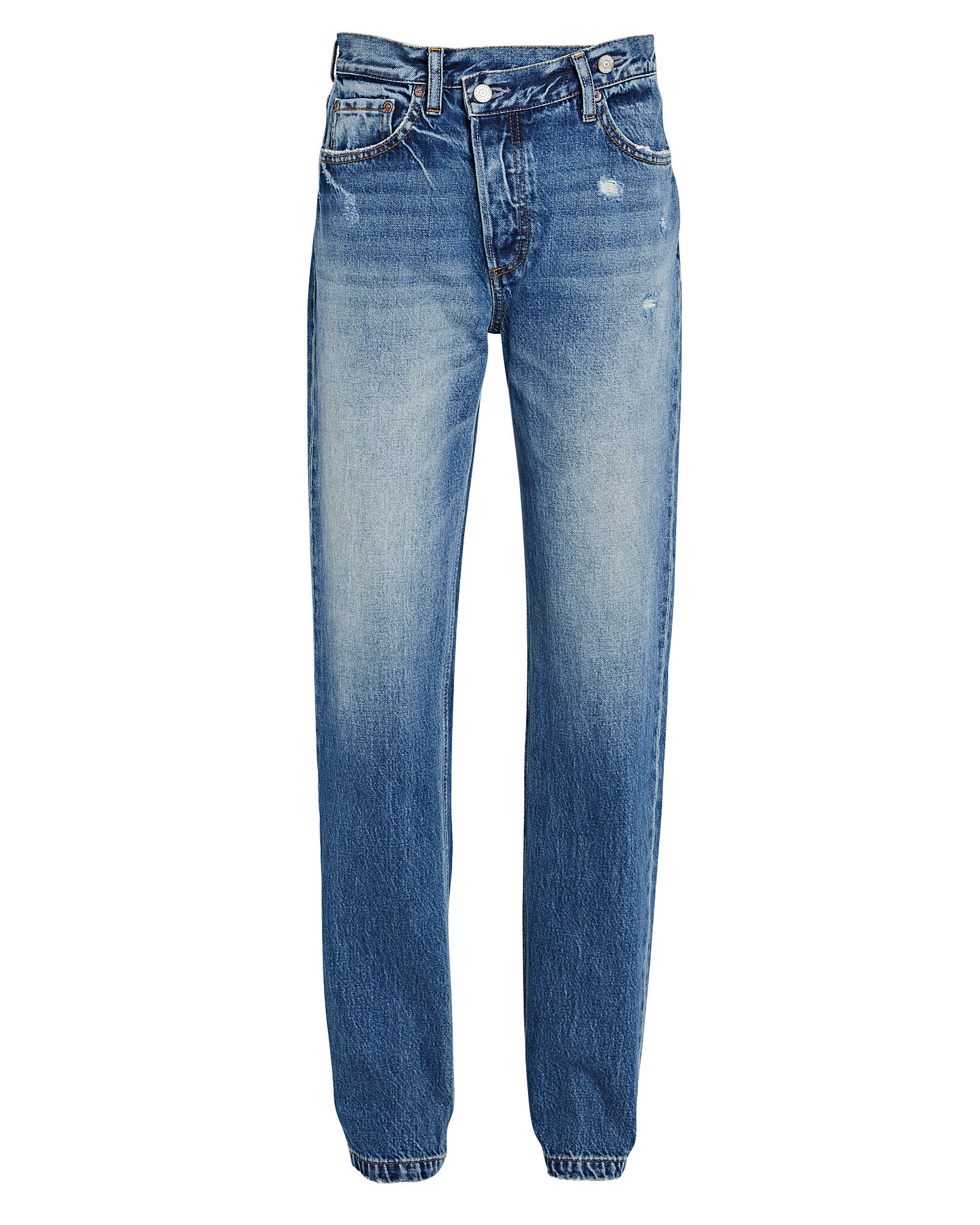 The Casey Straight-Leg Jeans, REAR WINDOW, hi-res