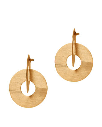 Aga Earrings, GOLD, hi-res