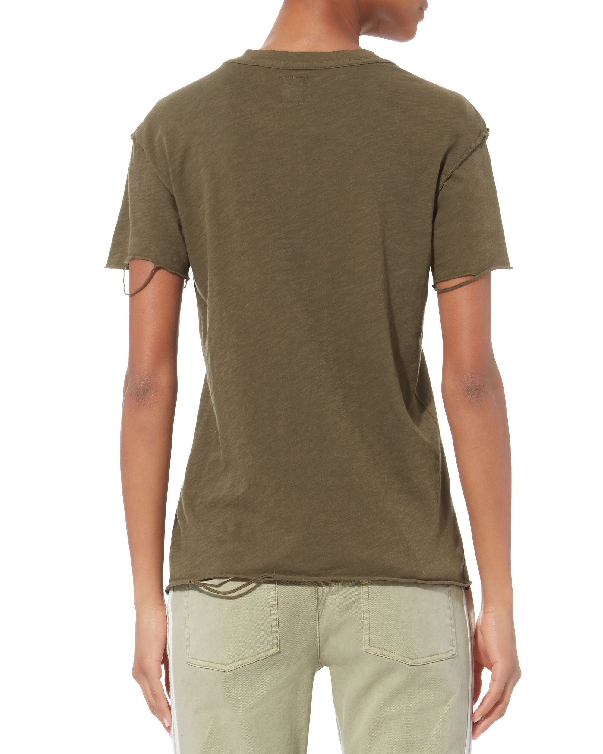 Moore Army Tee, ARMY GREEN, hi-res