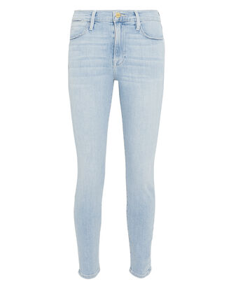 Le High Skinny Superstar Jeans, LIGHT BLUE DENIM, hi-res