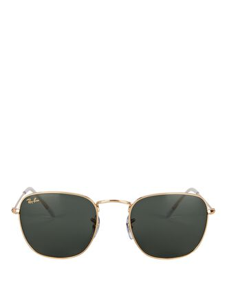 Frank Legend Wire Sunglasses, GOLD, hi-res