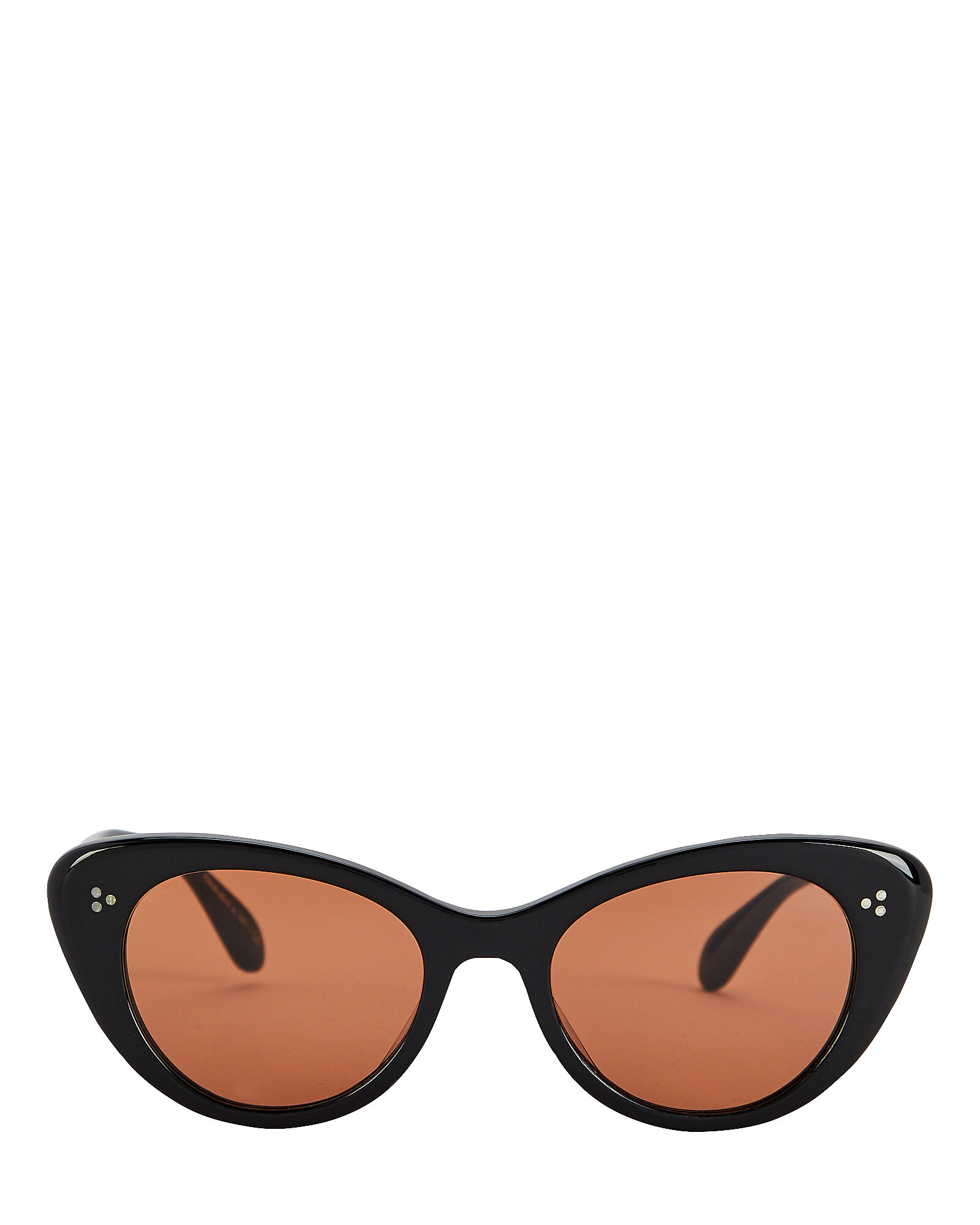 Rishell Cat Eye Sunglasses, BLACK, hi-res