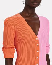 Shoko Colorblock Sweater Dress, MULTI, hi-res