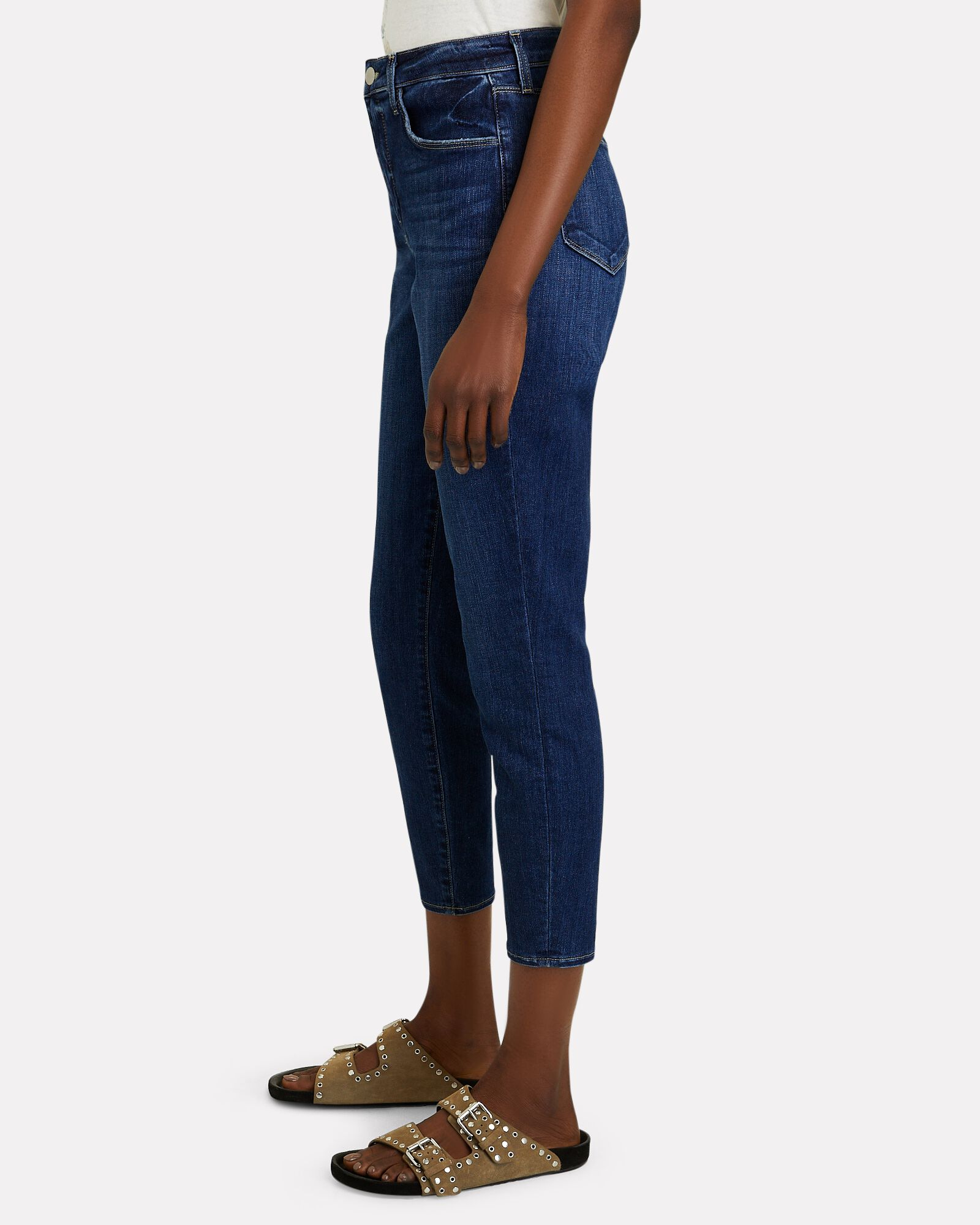 Margot High-Rise Skinny Jeans, LAREDO, hi-res