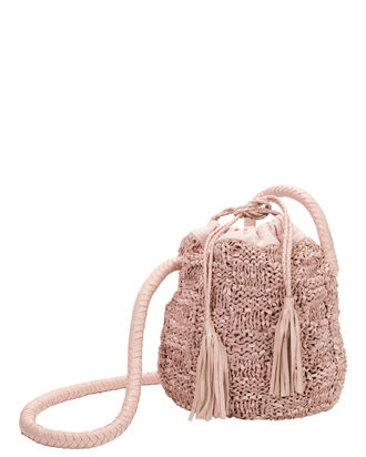 Adia Bucket Bag, PINK, hi-res