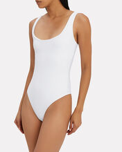 Mott Stretch Jersey Bodysuit, WHITE, hi-res
