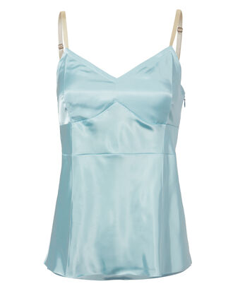 Icy Blue Slip Top, BLUE-LT, hi-res