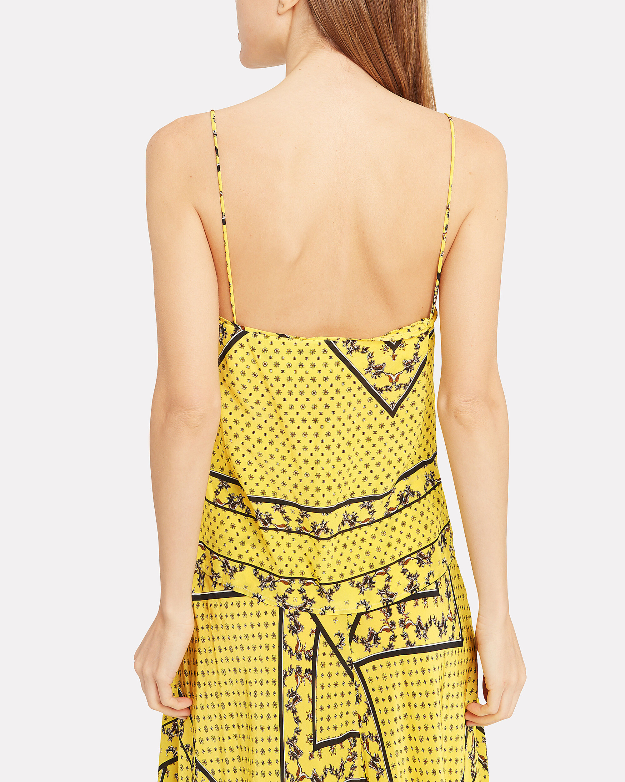 Mix Print Tank, YELLOW/PRINT, hi-res