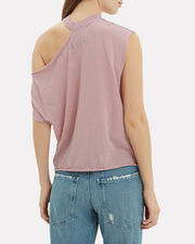 Axel Blush Cutout T-Shirt, BLUSH, hi-res