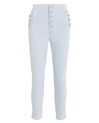 Natasha Sky High Skinny Jeans, LIGHT WASH DENIM, hi-res
