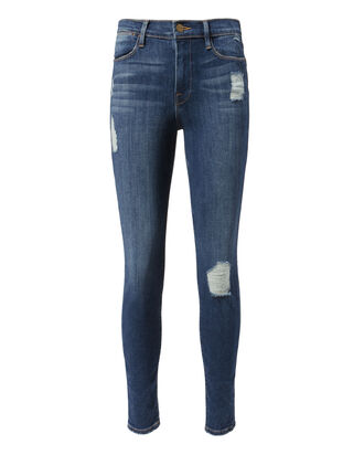 Le Skinny Hilltop Jeans, MEDIUM BLUE DENIM, hi-res