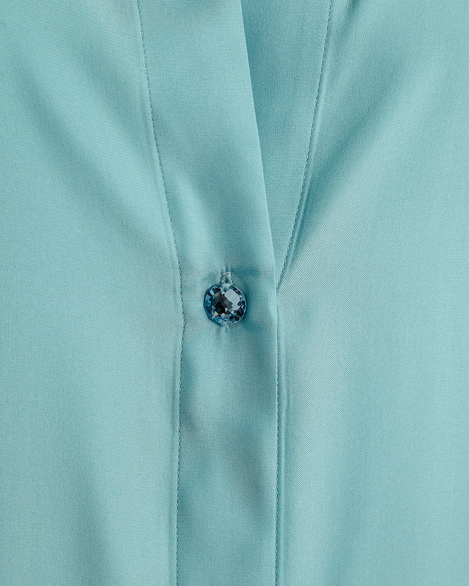 Sapporo Silk Button-Down Shirt, BLUE-MED, hi-res