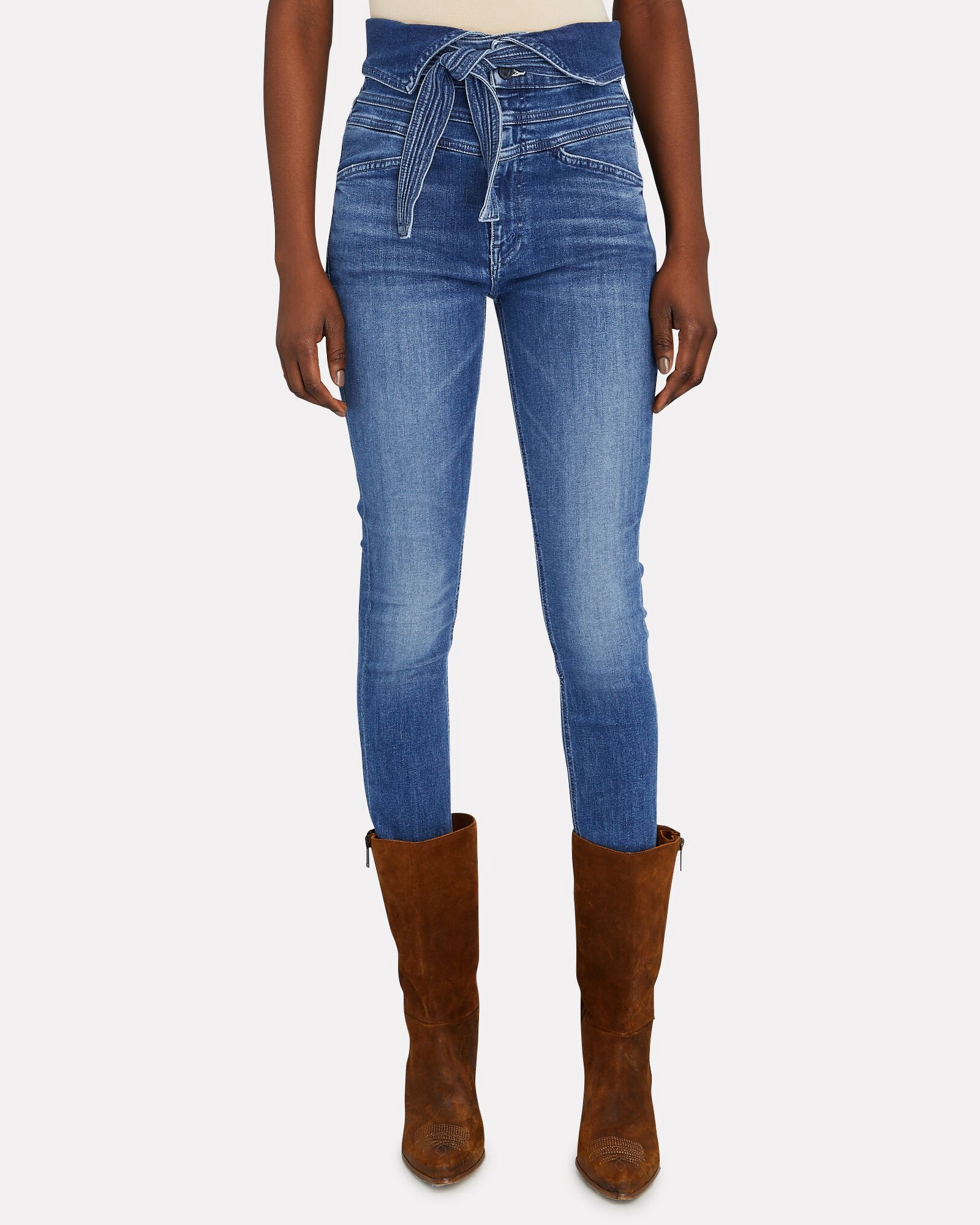 The Triple Stack Looker Jeans, WISH ON A STAR, hi-res