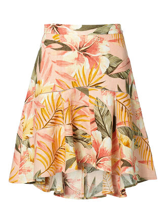 Radhiya Skirt, BLUSH, hi-res