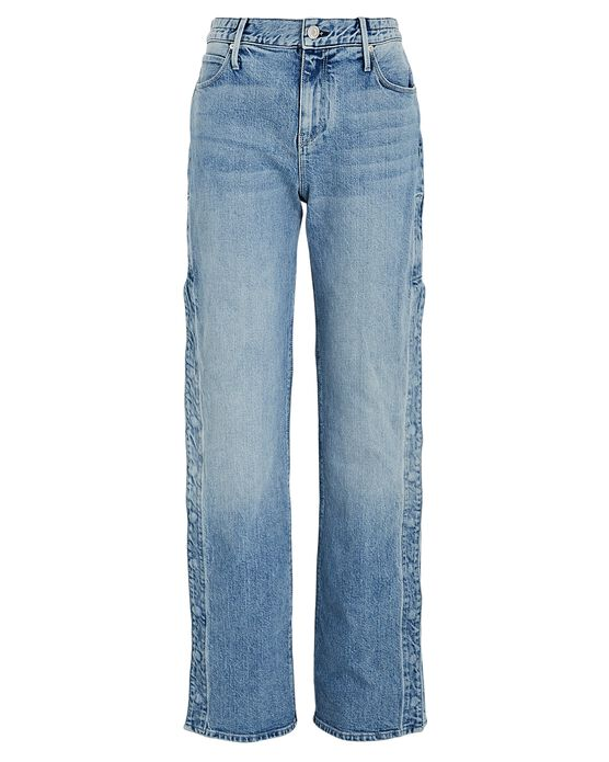 Rta Cottons Michael Snap Straight-Leg Jeans