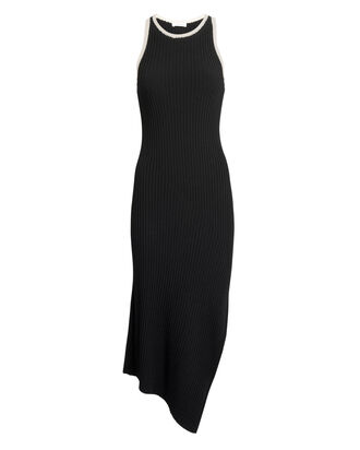 Annina Knit Midi Dress, BLACK, hi-res
