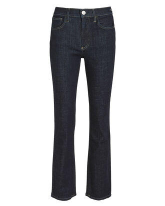 Stevie Straight Leg Jeans, DARK DENIM, hi-res