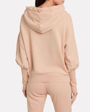 Isabel French Terry Hoodie, PINK, hi-res