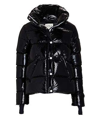 Taylor Quilted Puffer Jacket, BLACK, hi-res