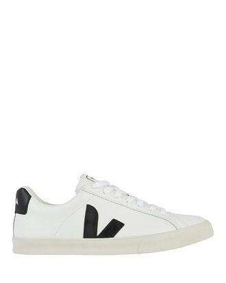 Esplar Low-Top Sneakers, BLK/WHT, hi-res