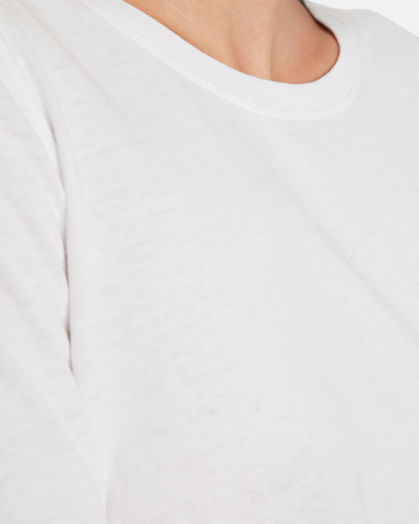 Classic Long Sleeve T-Shirt, WHITE, hi-res