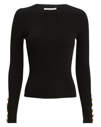 Dunham Sweater, BLACK, hi-res