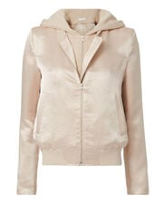 Edison Blush Bomber Jacket, BLUSH, hi-res