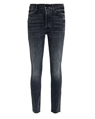 The Stunner Ankle Fray Jeans, FRIDAY THE 13TH, hi-res