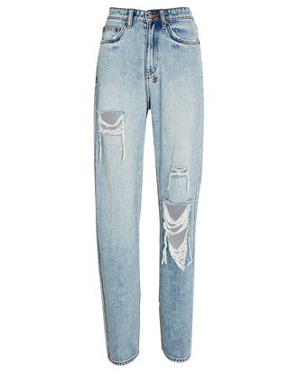 Playback Straight-Leg Jeans, LIFETIME BUSTED, hi-res