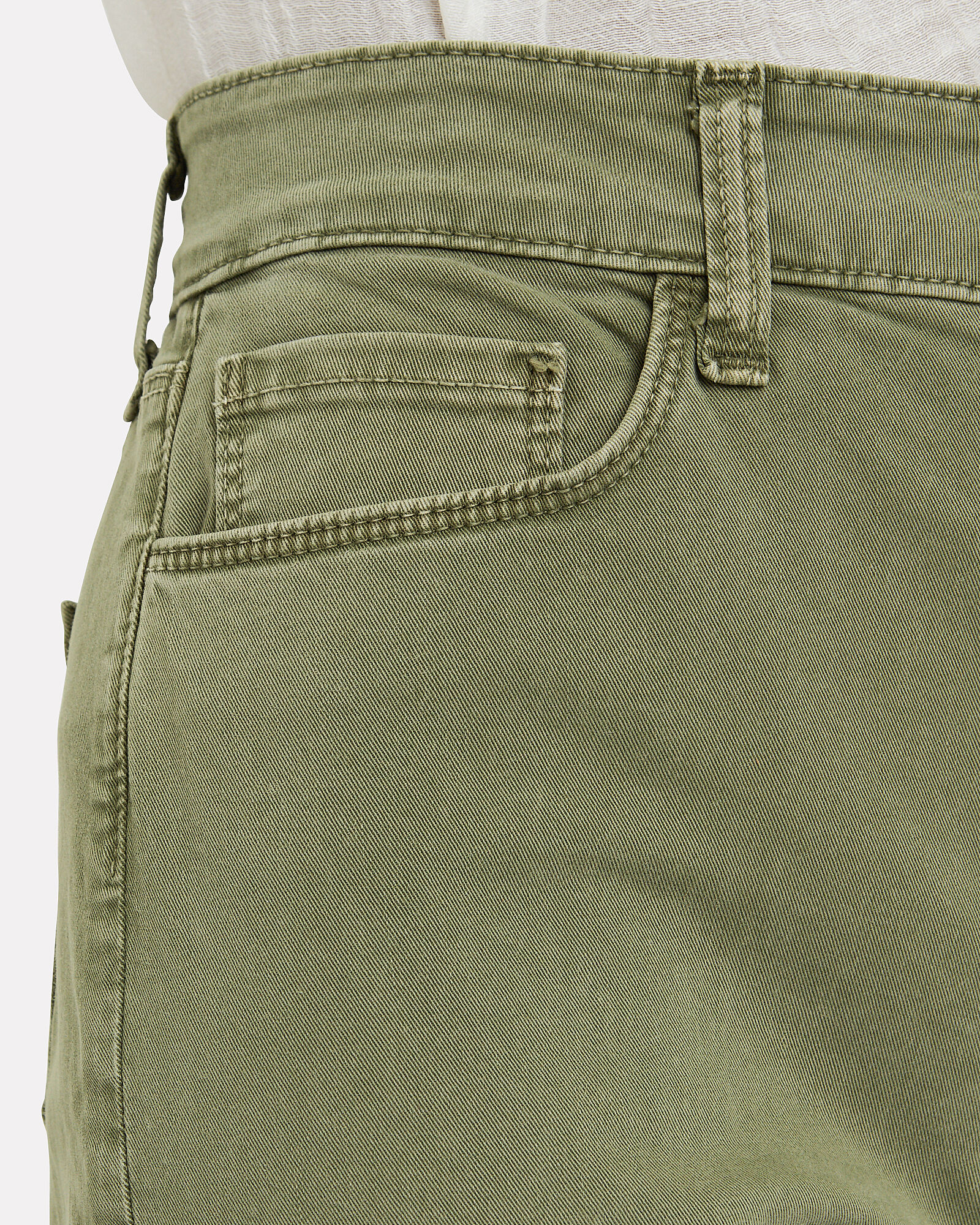 The Affair Flared Jeans, OLIVE, hi-res