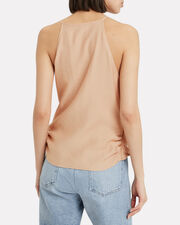 Terika Sleeveless Wrap Tank, BLUSH, hi-res