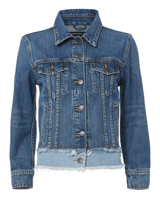 Marianne Jean Jacket, DENIM-DRK, hi-res