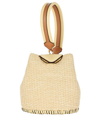 XS Josh Bucket Bag, BEIGE/YELLOW, hi-res