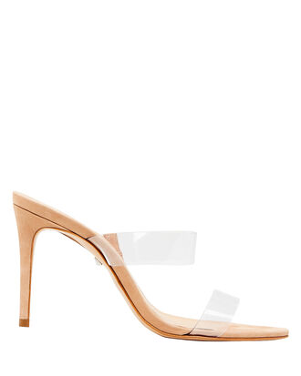 Ariella Double Strap Sandals, BEIGE, hi-res