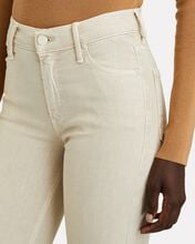 Runway High-Rise Bootcut Jeans, IVORY, hi-res