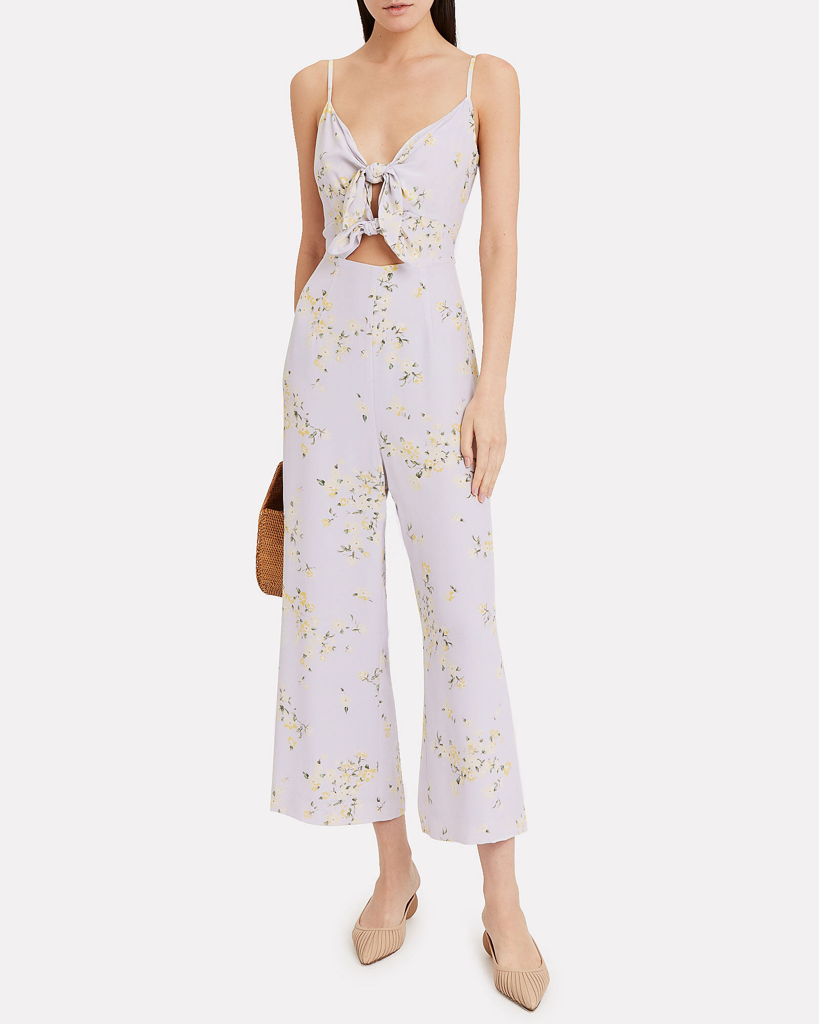 Octavia Floral Jumpsuit, PURPLE-LT, hi-res