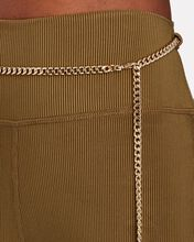 Chain High-Rise Leggings, OLIVE/ARMY, hi-res